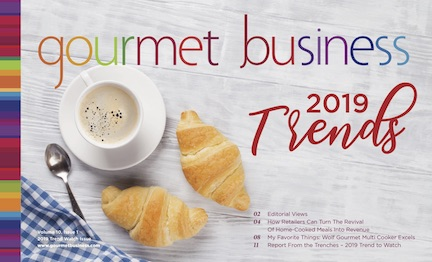 Gourmet Business January 2019 - Trend Watch