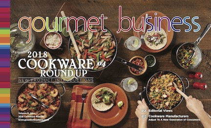 Gourmet Business 2018 Cookware Round Up