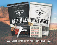 Country Archer Jerky Co. Raises Follow-On Round to Fuel Rapid Growth
